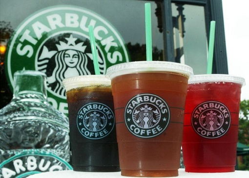 Starbucks Sued - Too Much Ice