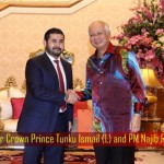 Najib & Tunku Ismail Tea Session - There Could Be A Johor Snap Election