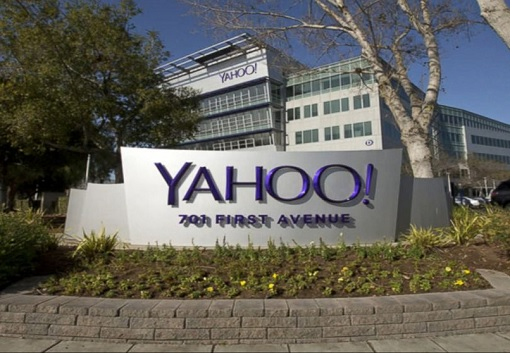 Yahoo Office Building - Address