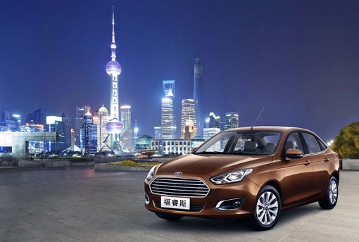 Ford in Shanghai China