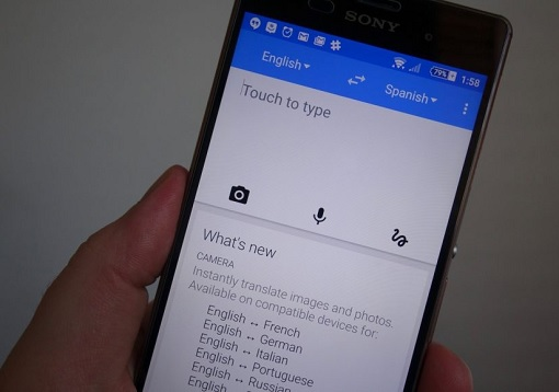 google-translate-on-smartphone