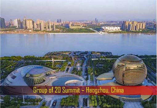 Group of 20 Summit – Hangzhou, China