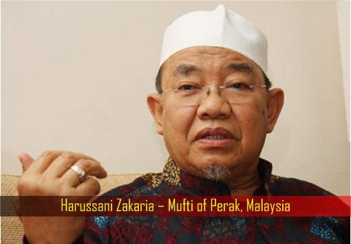 Harussani Zakaria – Mufti of Perak, Malaysia