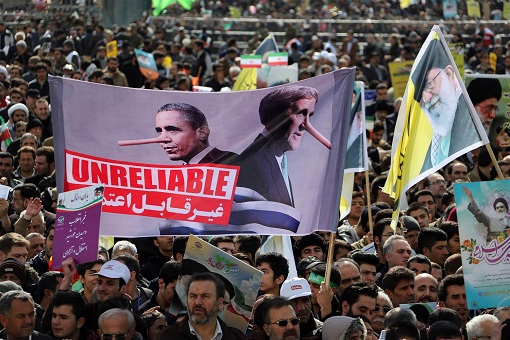 iran-protest-barack-obama-and-john-kerry