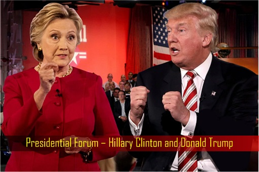 presidential-forum-hillary-clinton-and-donald-trump