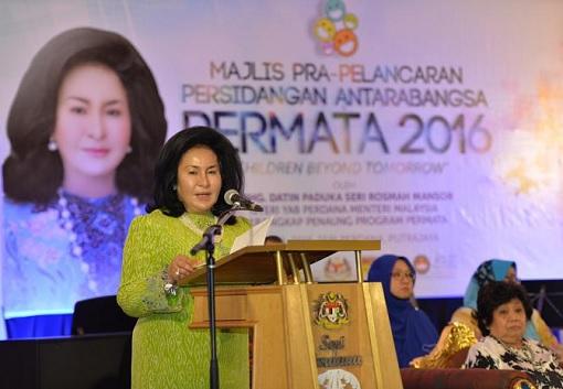 rosmah-mansor-permata-2016-launching