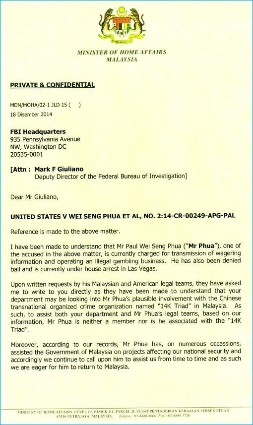 zahid-hamidi-letter-to-us-fbi-gambling-k14-triad-paul-phua-wei-seng-page-1