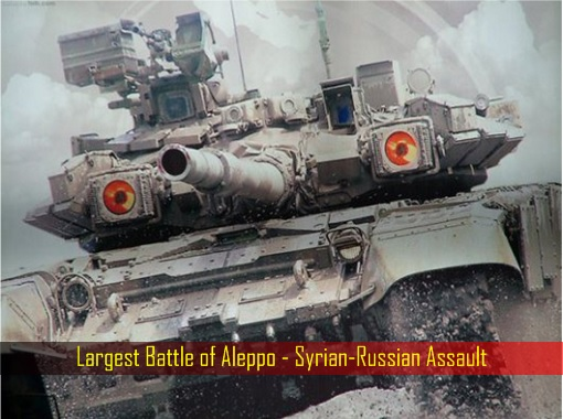 largest-battle-of-aleppo-syrian-russian-assault
