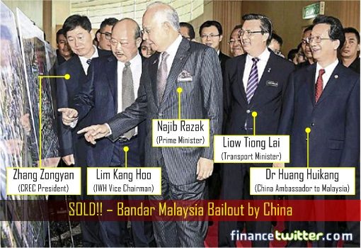 sold-bandar-malaysia-bailout-by-china-project-launching