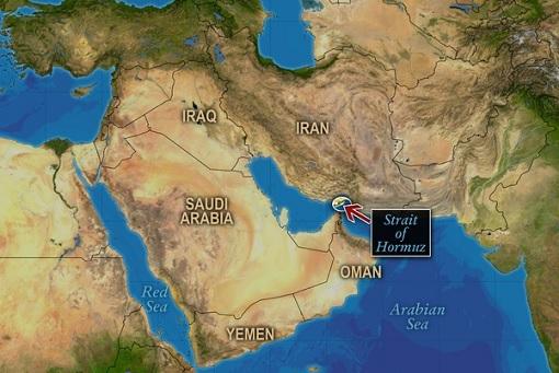 saudi-arabia-iran-war-map-strait-of-hormuz