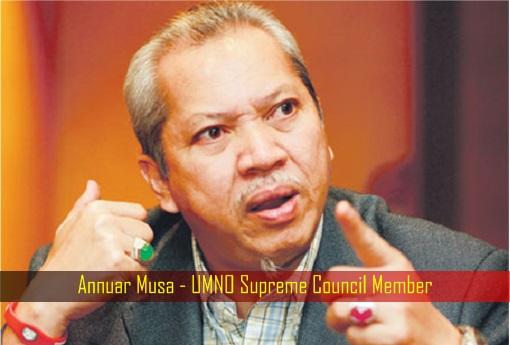 annuar-musa-umno-supreme-council-member