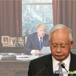 Betting The Wrong Horses - Why Trump Presidency Is Bad News To Najib Razak