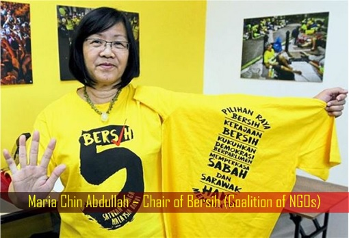 Here's Why Maria Chin's Mysterious Release Could Be