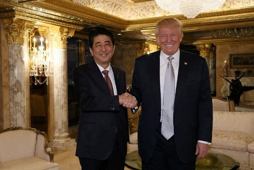 president-elect-donald-trump-meets-japan-pm-shinzo-abe-at-trump-tower