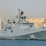 Kalibr Missiles On Its Way - Russia Is Sending Frigate Admiral Grigorovich To Syria