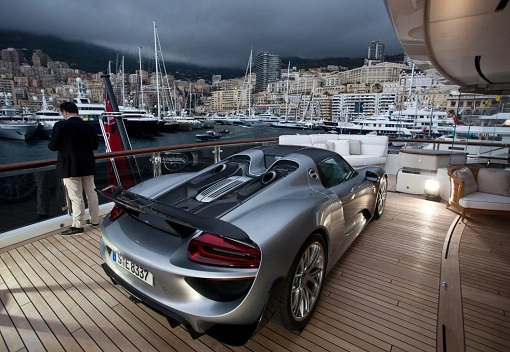 super-rich-1-percent-controls-half-of-worlds-wealth-sports-car-and-yacth