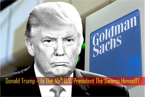 donald-trump-is-the-45th-u-s-president-the-swamp-himself