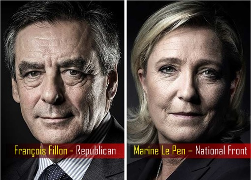france-presidency-2017-republican-party-francois-fillon-national-front-party-marine-le-pen