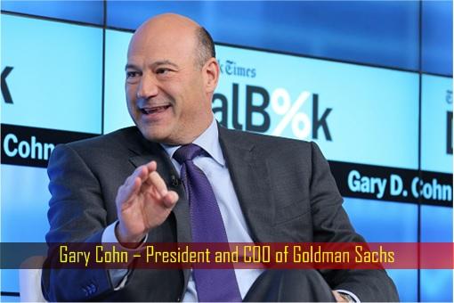 gary-cohn-president-and-coo-of-goldman-sachs