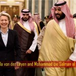 Saudi Insulted (Again) Because German Defence Minister Refuses To Wear Hijab