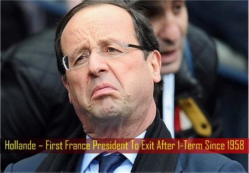 hollande-first-france-president-to-exit-after-1-term-since-1958