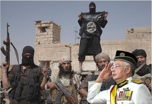 najib-razak-salute-islamic-states-isis-isil-is-terrorists