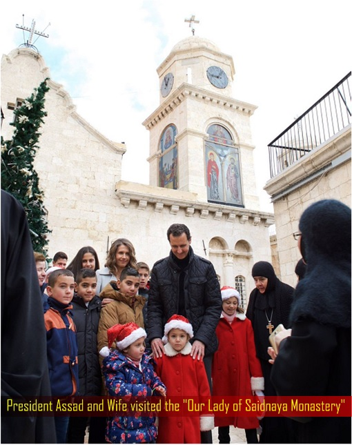 president-assad-and-wife-visited-the-our-lady-of-saidnaya-monastery