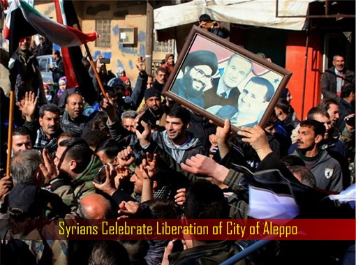 syrians-celebrate-liberation-of-city-of-aleppo