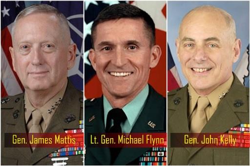 trump-recruits-of-ex-generals-general-james-mattis-lieutenant-general-michael-flynn-and-general-john-kelly