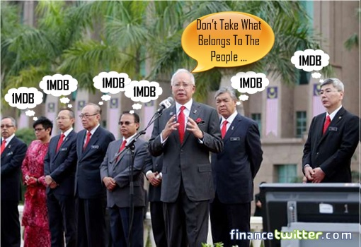 prime-ministers-department-monthly-assembly-in-putrajaya-najib-razak-lecture-civil-servants-not-to-corrupt
