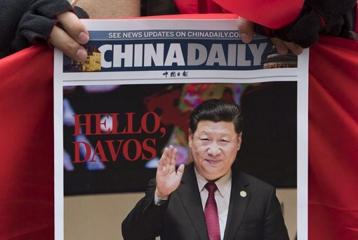 World Economic Forum in Davos Switzerland - China President Xi Jinping - China Daily Newspaper