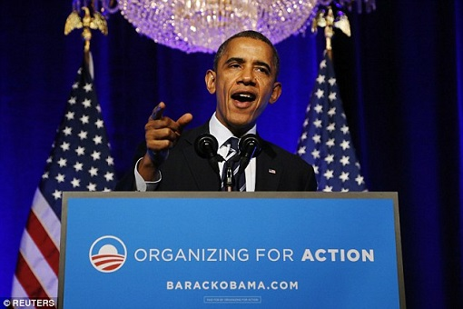 Barack Obama - Organizing for Action OFA