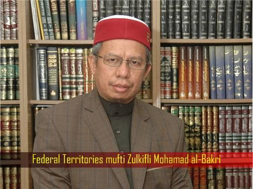 Federal Territories mufti Zulkifli Mohamad al-Bakri