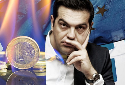 Greece Financial Crisis 2.0 - Prime Minister Alexis Tsipras