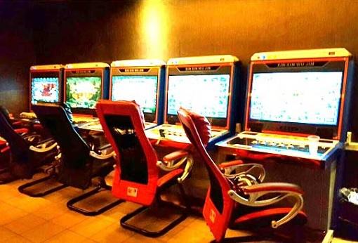 Illegal Gambling Machines