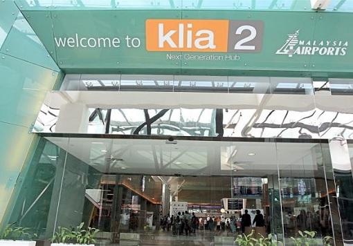 KLIA2 - Kuala Lumpur International Airport 2