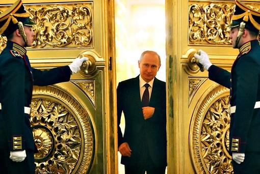 Russian President Vladimir Putin Lives Like A Tsar