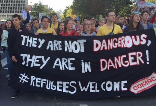 Sweden Welcome Refugees