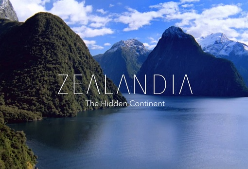 Zealandia - The Hidden Continent