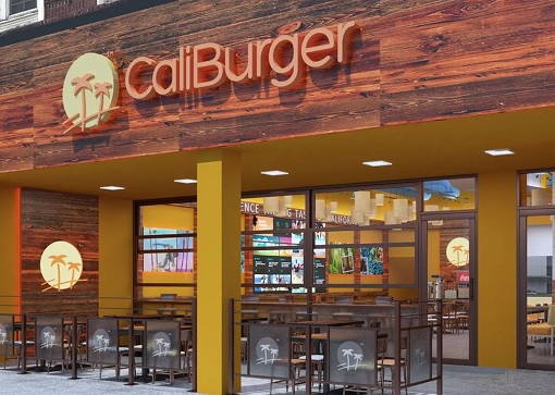 Caliburger Restaurant