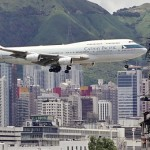 Consumers Celebrate As Cathay Pacific Enters Financial Turbulence