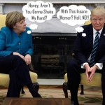 Trump The Powerful - G20 Finance Chiefs Chickened Out Of
