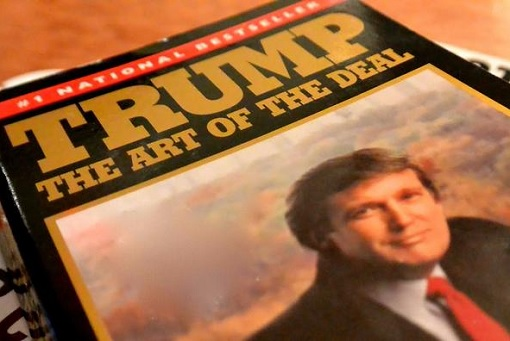 Donald Trump - The Art of The Deal Book