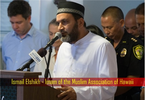 Ismail Elshikh - Imam of the Muslim Association of Hawaii