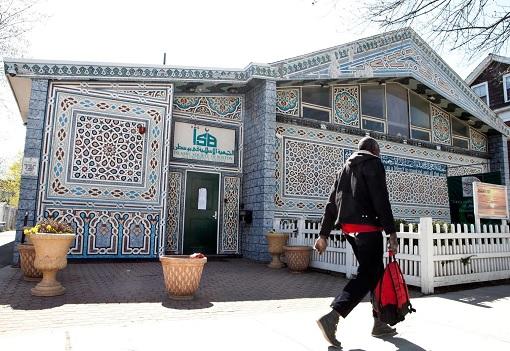 Mosque - Muslim Radicalization