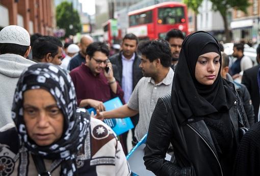 Muslims in United Kingdom Britain