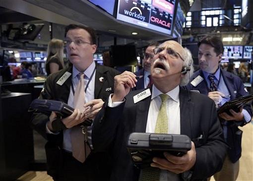 Stock Market Selloff - Traders Reaction
