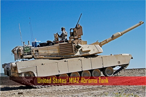 United States' M1A2 Abrams Tank