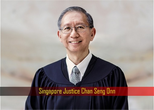 City Harvest Church CHC Appeal - Singapore Justice Chan Seng Onn