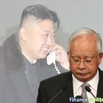 Surrenders And Runs Away - With A Pussy Leader Like Najib, Who Needs Enemies?